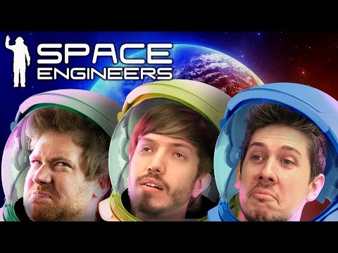 A NEW ADVENTURE - Space Engineers [Survival Multiplayer]