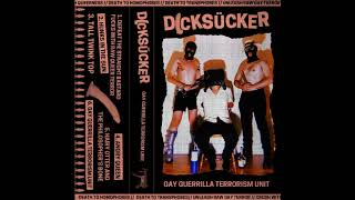 DICKSÜCKER  - Gay Guerrilla Terrorism Unit EP