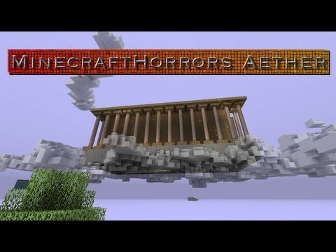 Minecraft Aether Mod 1.4.6/1.0 Gameplay Commentary Episode 1 Survive your first night