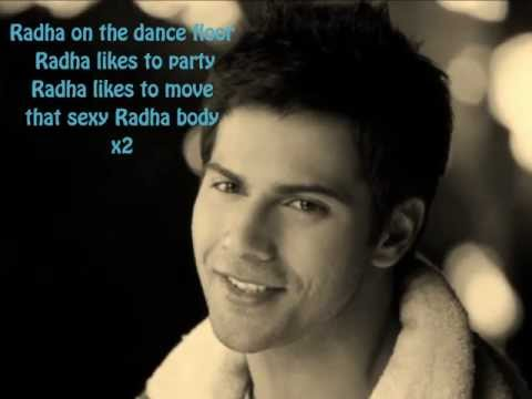 Radha- Student Of The Year- Lyrics+translation By Ryan Supahstud video