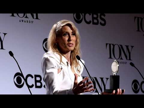 Tonys Press Room: Judith Light, Featured Actress (Play),
