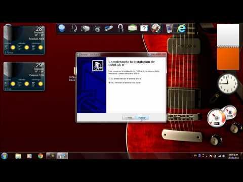 Como instalar DVDFab 8 Full