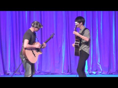 Superstition - Petteri Sariola & Sungha Jung (live) video