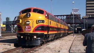 Ride the KCS Business Train