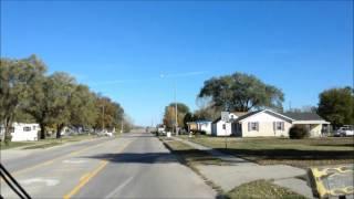 The North Side Of North Platte Nebraska