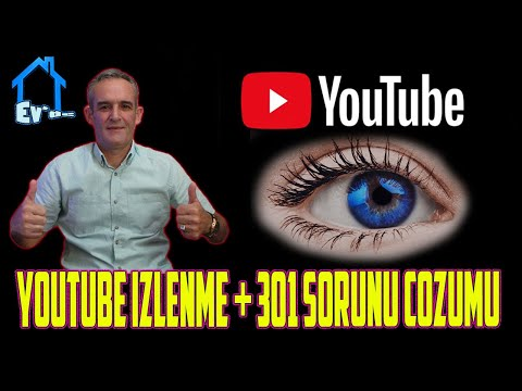 Youtube 301+ Video �zlenme Sorunu