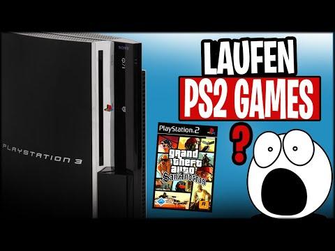 Laufen Playstation 2 Spiele auf der PS3 - Welche PS3 ist abwärtskompatibel