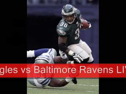Philadelphia Eagles vs Baltimore Ravens - www.NFL-Super-Bowls.com
