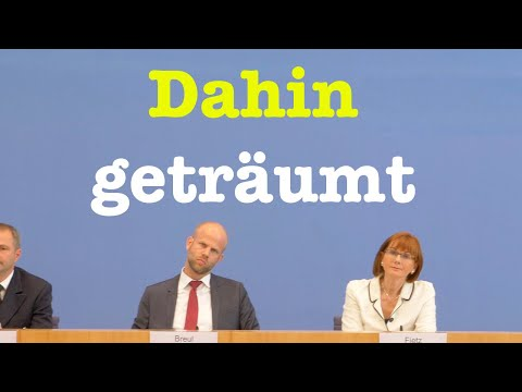 5. Juli 2019 - Bundespressekonferenz | RegPK