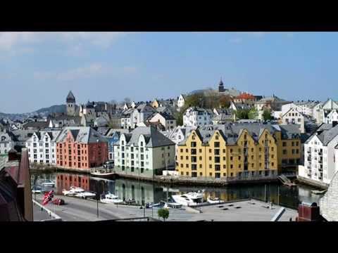 cities of Norway , Ålesund