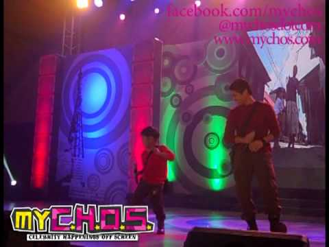 MYCHOS presents Coco Martin and Izzy on ABSCBN Trade Launch
