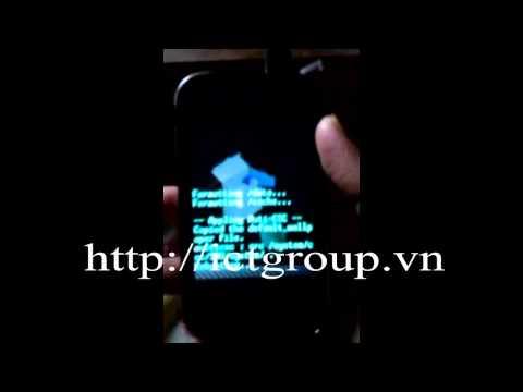 Reset mềm Samsung Galaxy Y S5360 khôi phục cài đặt gốc