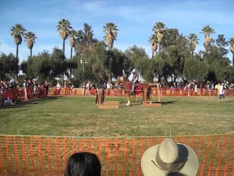 More Kearney Jousting continued