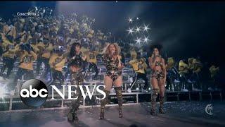 Ouça Beyonce and Destinys Child reunites in Coachella