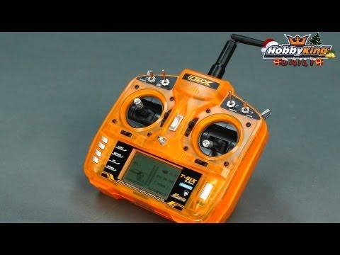HobbyKing Daily - OrangeRX Transmitter