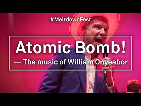 David Byrne's Meltdown | ATOMIC BOMB LIVE! Watch HD concert in FULL
