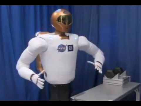 Robonaut 2 -Next Generation Dexterous Robot R2- NASA