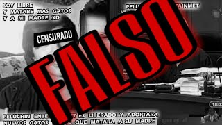 """AUDIO FILTRADO DE PELUCHÍN ENTERTAINMENT FALSO   Desmintiendo la """"filtración"""""""