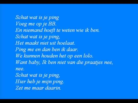 Fouradi - ping + lyrics