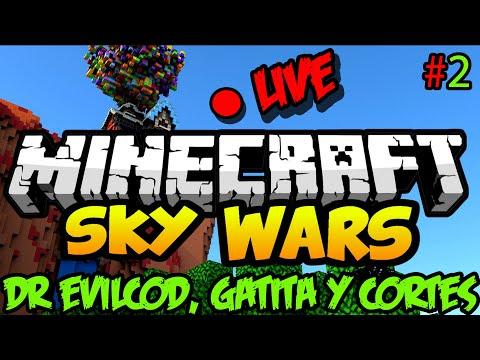Minecraft - LIVESTREAMING |Gameplay |Serie!!! Jugando A Los Juegos Del Hambre Y Mas!!! xD #2