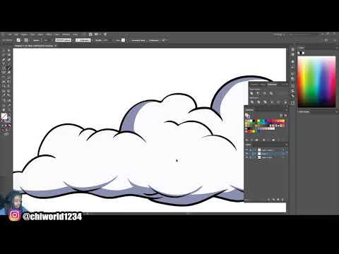 Adobe Illustrator Secret! - Step By Step Full Video Tutorial ( ADOBE ILLUSTRATOR )