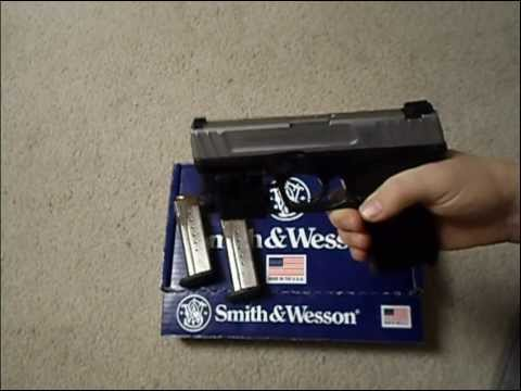 Smith & Wesson SD9VE Review