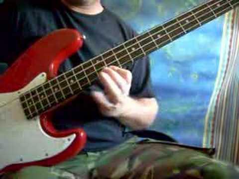 Boogie Blues Scale Bass Guitar