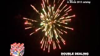 DOUBLE DEALING - Winda Fireworks - P5436