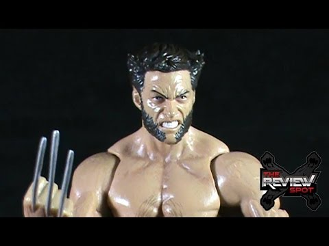 Toy Spot -  Diamond Select Toys Marvel Select The Wolverine
