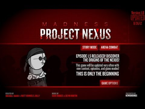 Madness Project Nexus Wave 100 ZOMBIE MODE