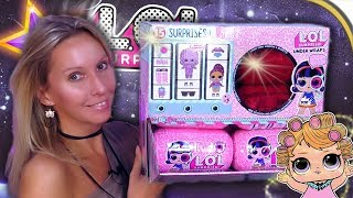 LOL SURPRISE UNDER WRAPS 🙋🏼‍♀️ Display EYE SPY 👀 L.O.L. FIGUREN auspacken 💖 Teil 1 deutsch