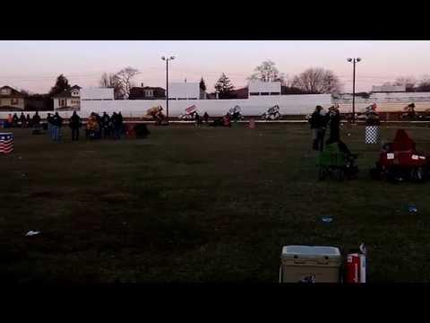 Port Royal Speedway Highlight Clips 04-04-15
