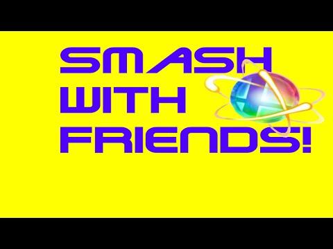 Lets Play Smash! (W/Friends) Episode 1 - Nude Samus!?