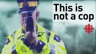 Police using decoys to deter speeding