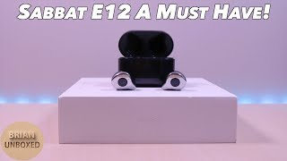Sabbat E12 - These are a must have, can rival the best of them! (Review & Mic Sample)