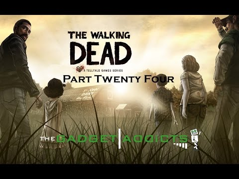 The Walking Dead || Part 24: The Bell Tolls For Thee  || PlayStation 4