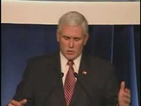 Mike Pence - 2007 CPAC Speech - Lessons Learned