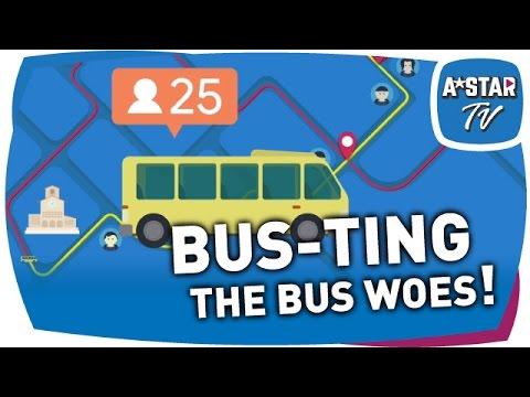 Bus-ting School Bus Woes