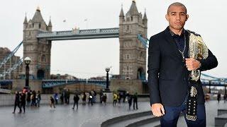 UFC 189 World Championship Tour: London Press Conference Recap