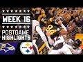 Ravens vs. Steelers | NFL Week 16 Christmas Game Highlights MP3
