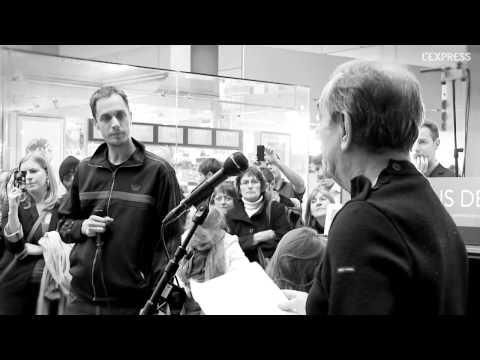Session: Grand Corps Malade et Richard Bohringer en duo