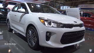 2018 KIA Rio EX Sport AT - Exterior And Interior Walkaround - 2018 Toronto Auto Show