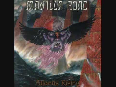 Manilla Road - Atlantis Rising