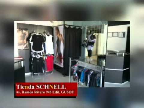Emprendedores la vitrina tienda ropa deportiva schnell for Ideas para decorar una vitrina de salon