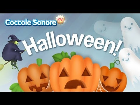 La danza delle streghe – Halloween – Filastrocche per bambini di Coccole Sonore