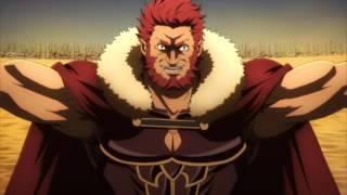 Fate/Zero Rider's TRUE Noble Phantasm - 'English'
