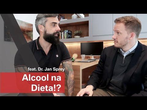 Bebida Alcoólica Na Dieta - Alcool E Emagrecimento - Bate Papo Com O Dr Jan Sprey