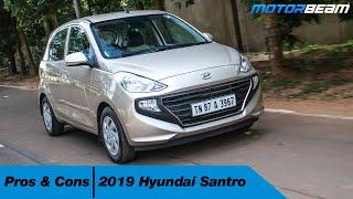 Hyundai Santro - Pros & Cons | MotorBeam