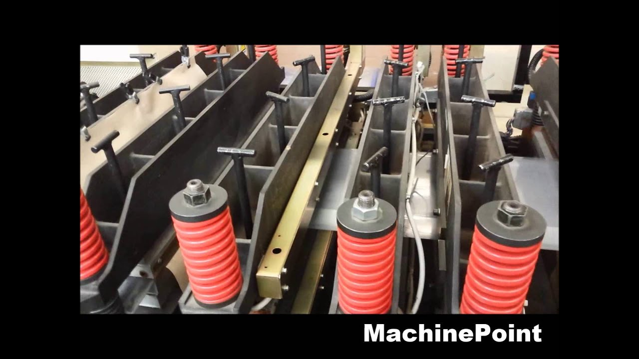 totani pouch machine