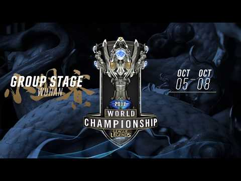 Group B Tiebreaker #1 Worlds Group Stage Match Highlights 2017